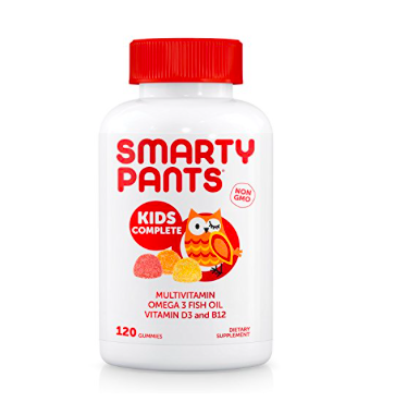 Smarty Pants Multi + Omega 3