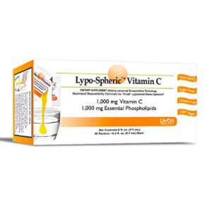 Lypo-Spheric Vitamin C Packets