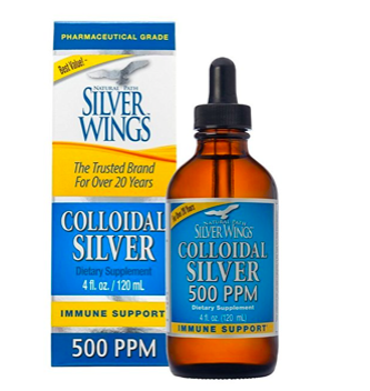 Colloidal Silver *Only with doctor/ naturopath consent