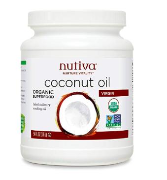Nutiva Coconut Oil, 54 oz