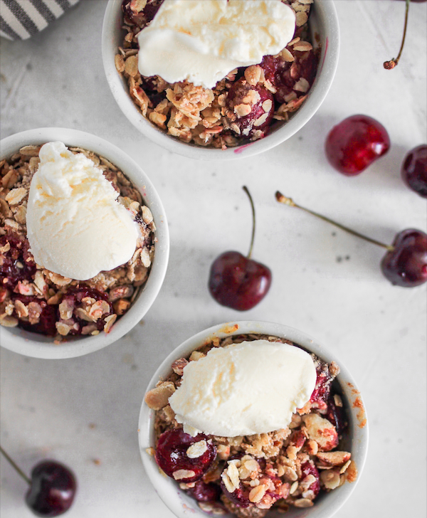 """Awesome Autumn Apple Cobbler - This recipe is lovingly adapted from Katie Cavuto's Cool Weather Cobbler in her killer cookbook """"Whole Cooking and Nutrition"""". Go ahead and grab yourself a copy, you will thank us later! And find more, from the heart, inspiration @nourish.breathe.thrive. Thank you Katie! We adore you…"""