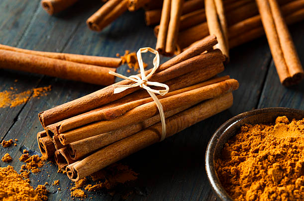 Savor some Cinnamon! - We know why you are voted the World's No. 1 spice. Sweet cinnamon, you are an ancient gem, spicy and sweet and bursting with countless healing properties.Whether used in a powder or oil form, cinnamon provides us with powerful antioxidants, relieves our inflammation, protects our heart health and is a blood sugar stabilizer. Cinnamon is strongly antiviral, anti-fungal, antimicrobial and is a strong immune booster, so sprinkle it on thick for cold + flu season!Cinnamon is warming as the seasons change, curbs sugar cravings and tastes delicious from savory to sweet. On top of all of these benefits, cinnamon is a libido booster… SWEET, right!? So, go ahead and add some cinnamon into your life in whatever form you choose…. from muffins to lattes, smoothies to soups… Do you have a favorite cinnamon filled recipe!? Please share it with us and we will feature our favorites in the next Scoop!For more science on this sweet spice, link here to Dr. Axe