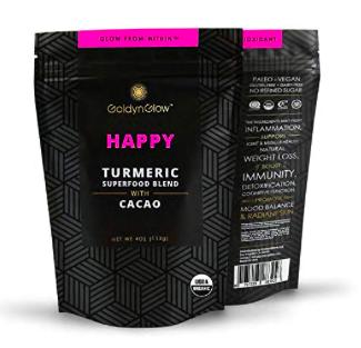 GoldynGlow Tumeric Superfood