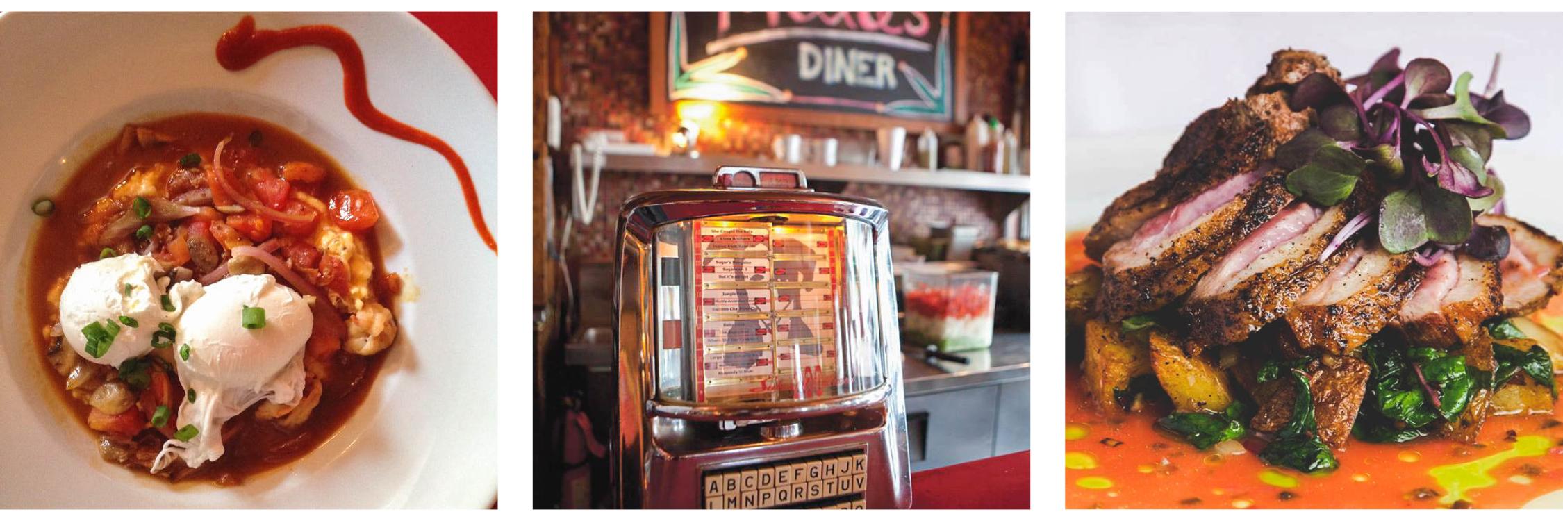 Images: Millie's Diner