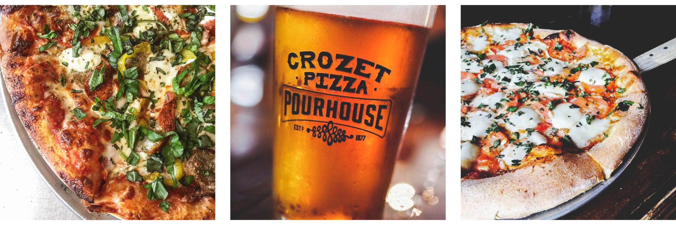 Images: Crozet Pizza