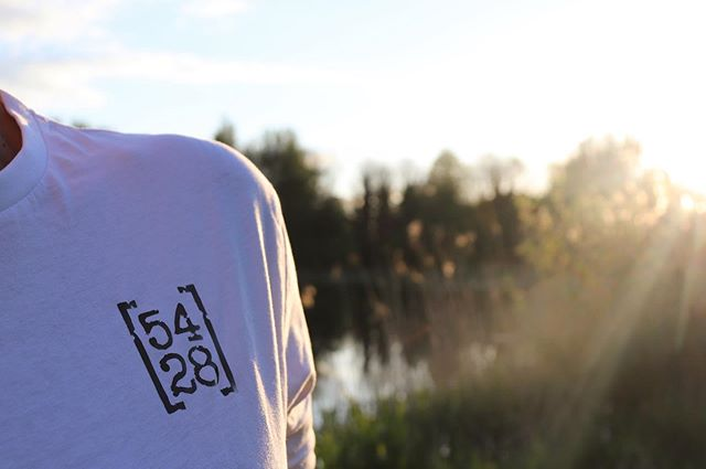 These sunny evenings though 😍 .  Loose and tight fit crew necks available online now- Link in bio, worldwide shipping available 🌎