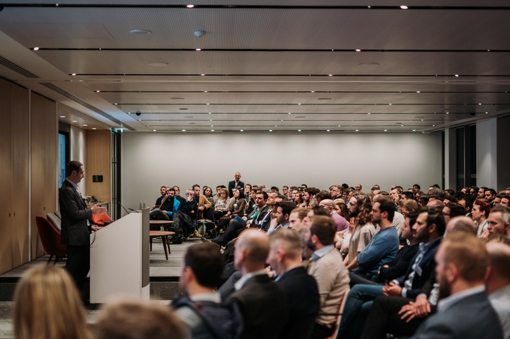 DLA Piper X First Wednesdays - London - March 2019