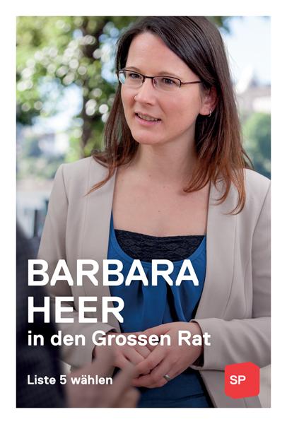 Wahlkampf Grosser Rat Basel-Stadt 2016