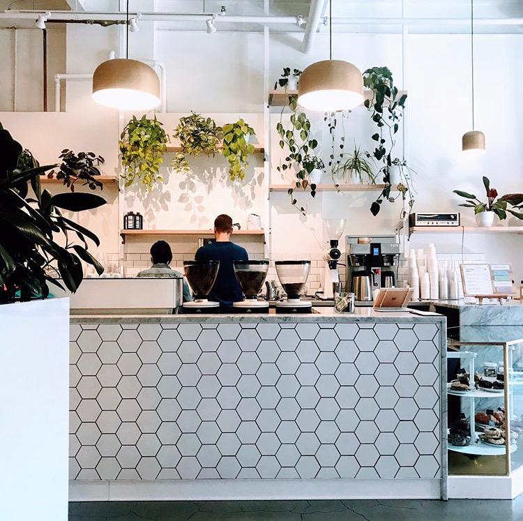 Commercial Installation / Good Coffee, Portland, Ore.