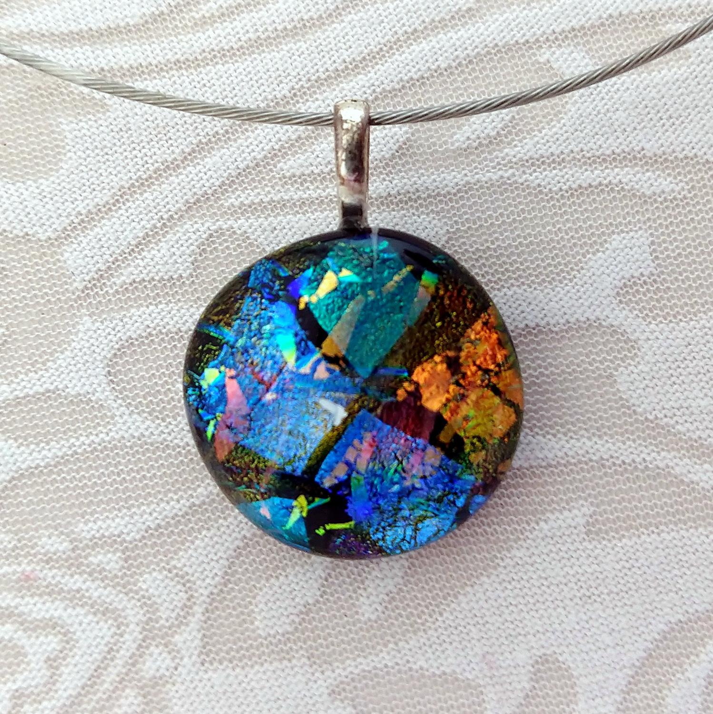 Bitty Bits Mosaics, Fused Glass Pendants-005.jpg