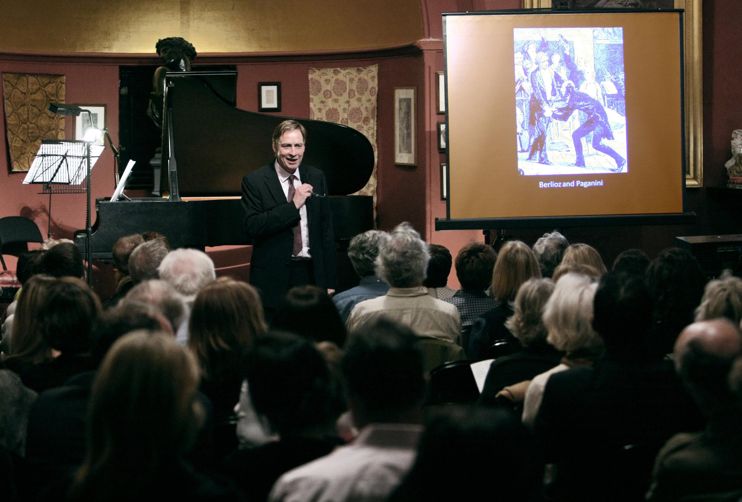 WANDERERS: BYRON, LISZT AND BERLIOZ - april 25, 2015. londonIakov Zats, violaVsevolod Dvorkin, pianoIllustrated talk by Stephen JohnsonLiszt - Années de pèlerinage. Première année: SuisseBerlioz, arr. Liszt - Harold en Italie
