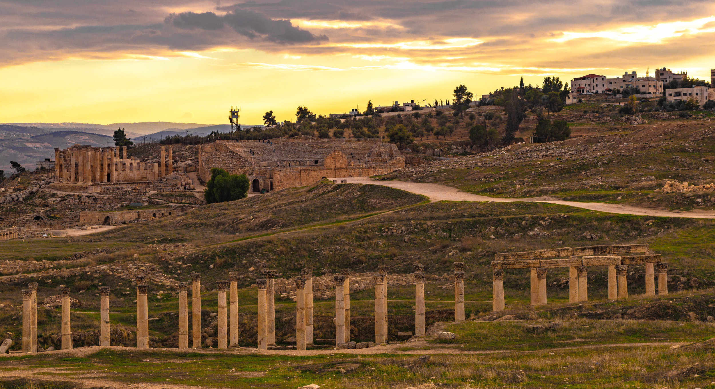 Jerash - Roman Ruins