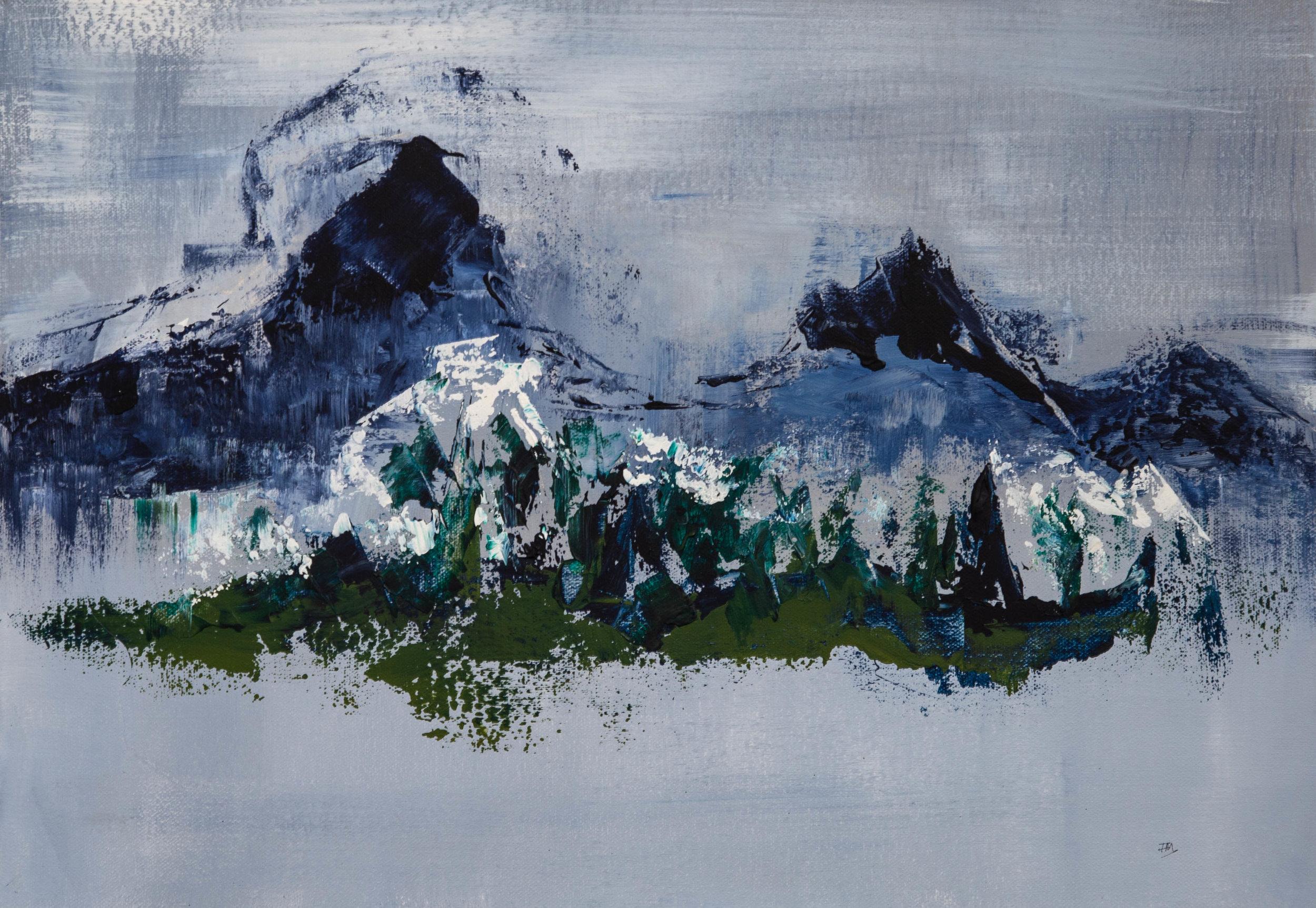 Peaks and Pines -