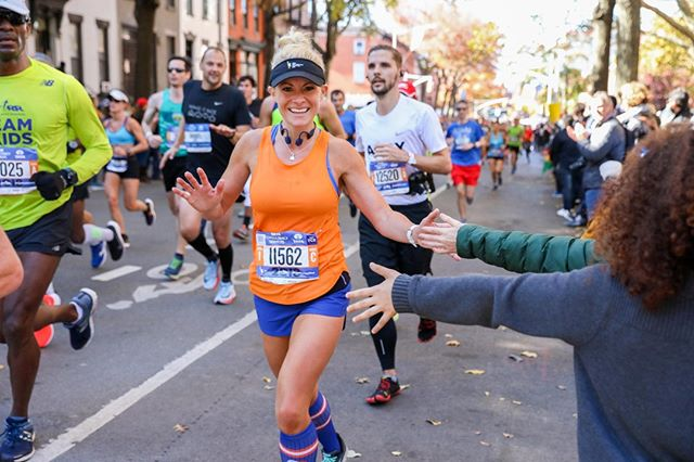 Does this heatwave have you thinking ahead of running in the cooler weather on November 3? Make sure you're prepared to take on the five-boroughs (and bridges) of NYC by signing up for the #TCSNYCMarathon virtual training program. Visit tcsnycmarathon.org/plan-your-race/training-program to learn more!