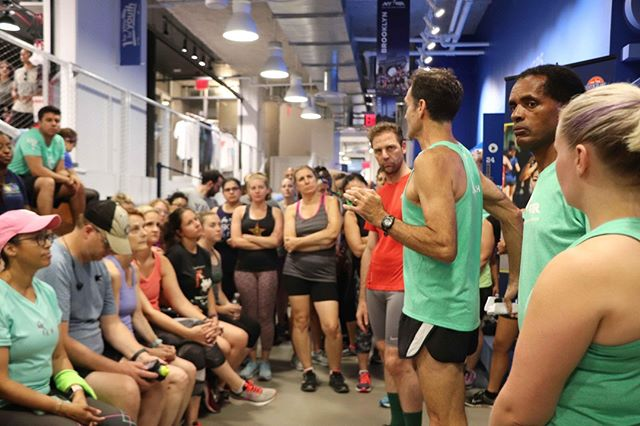 How many of you struggled through training with this month's heatwave? 😅  Check out what NYRR representatives and Coaching staff at the #TCSNYCMarathon Training Expo had to say about training in the heat 🔥 as you prepare for cooler temperatures on November 4. LINK IN BIO!