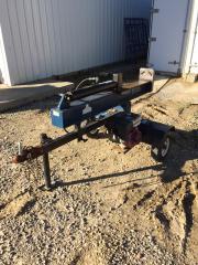 Log Splitter 22 Ton Towable