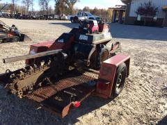Trencher, Ditch Witch Walk-Behind 1803