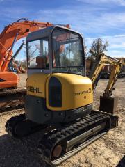 Mini-Excavator, Gehl 283Z