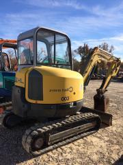 Mini-Excavator, Gehl 383Z