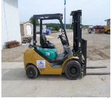 Forklift, Komatsu Warehouse 5000 LB