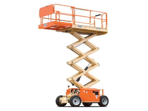 Scissor, 26 FT. 4 x 4 Lift
