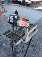 Tile Saw on Stand