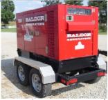 Generator, Baldor 65,000 Watt