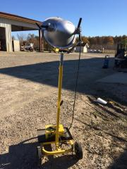 Single Head Light Tower Stand