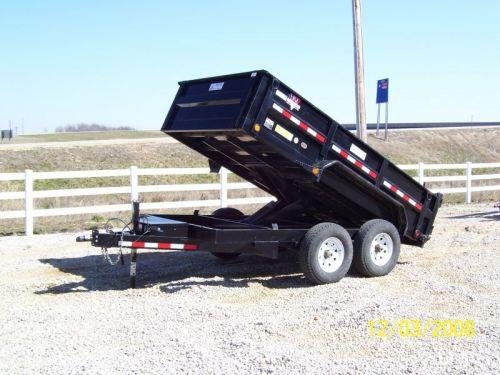Trailer, 10,000 Pound Dump