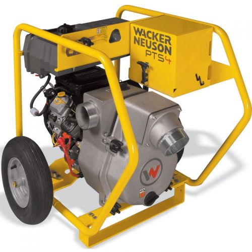 "Trash Pump Wacker Neuson PTS4V 4"" Centrifugal"