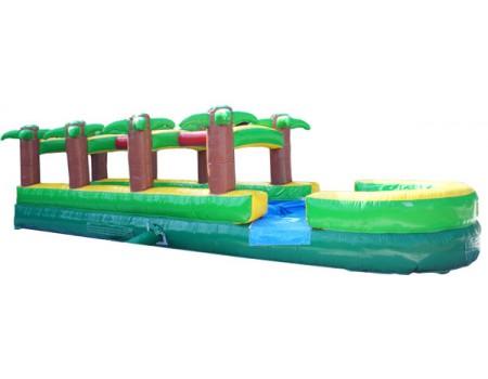 Palm Tree Slip and Slide