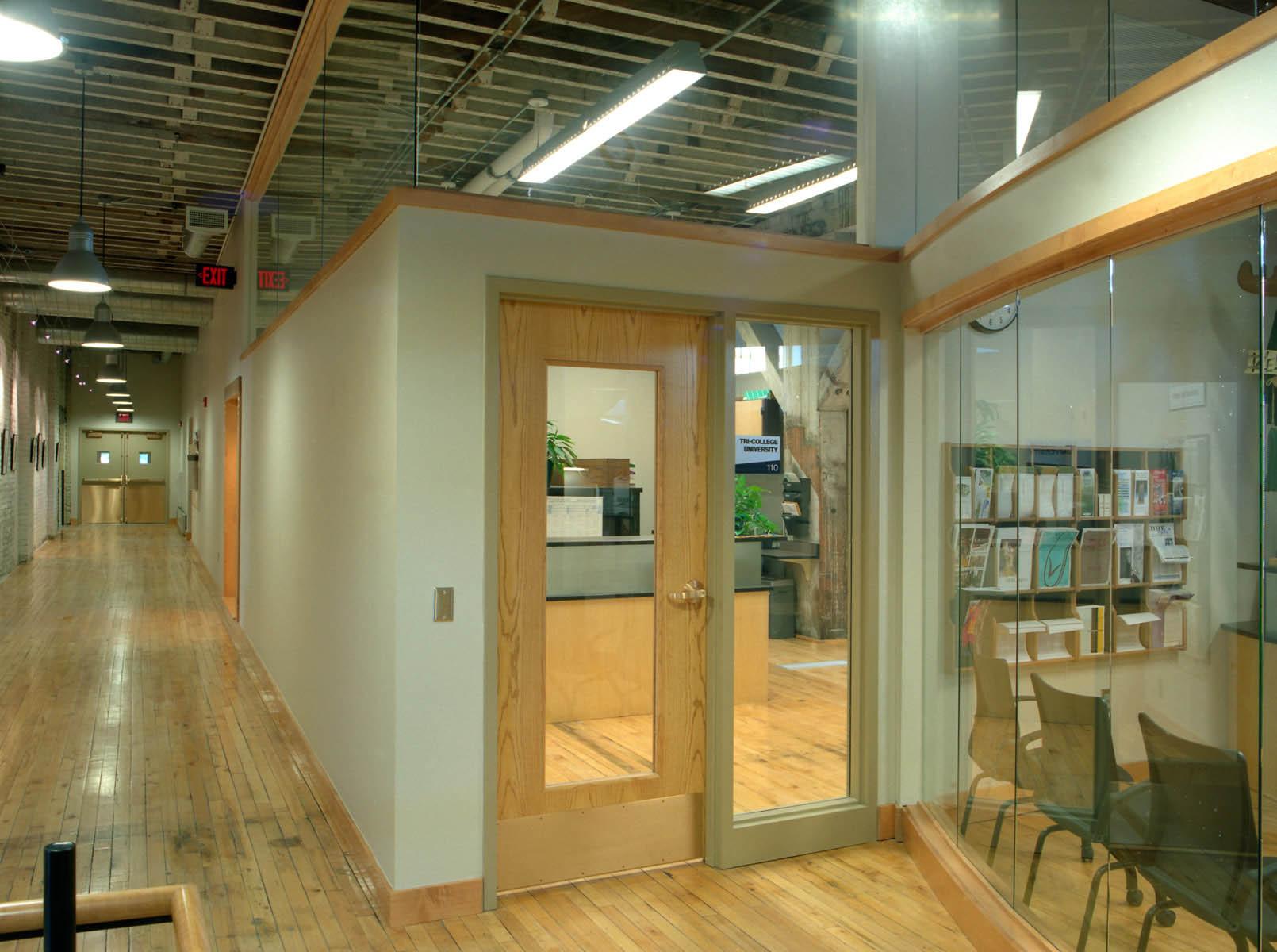 Office Entrance-Courtesy of Michael Burns Architects and Saari & Forrai Photography.jpg