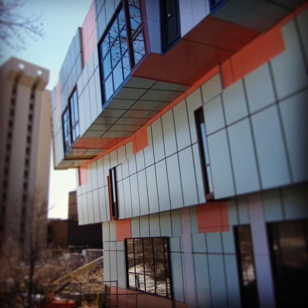 Aronoff Center for Design, Art, Architecture and Planning | University of Cincinncati | Cincinnati, OH