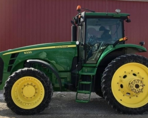 Ag Equipment - We have a number of John Deere tractors and farm equipment for sale to help your farm thrive.