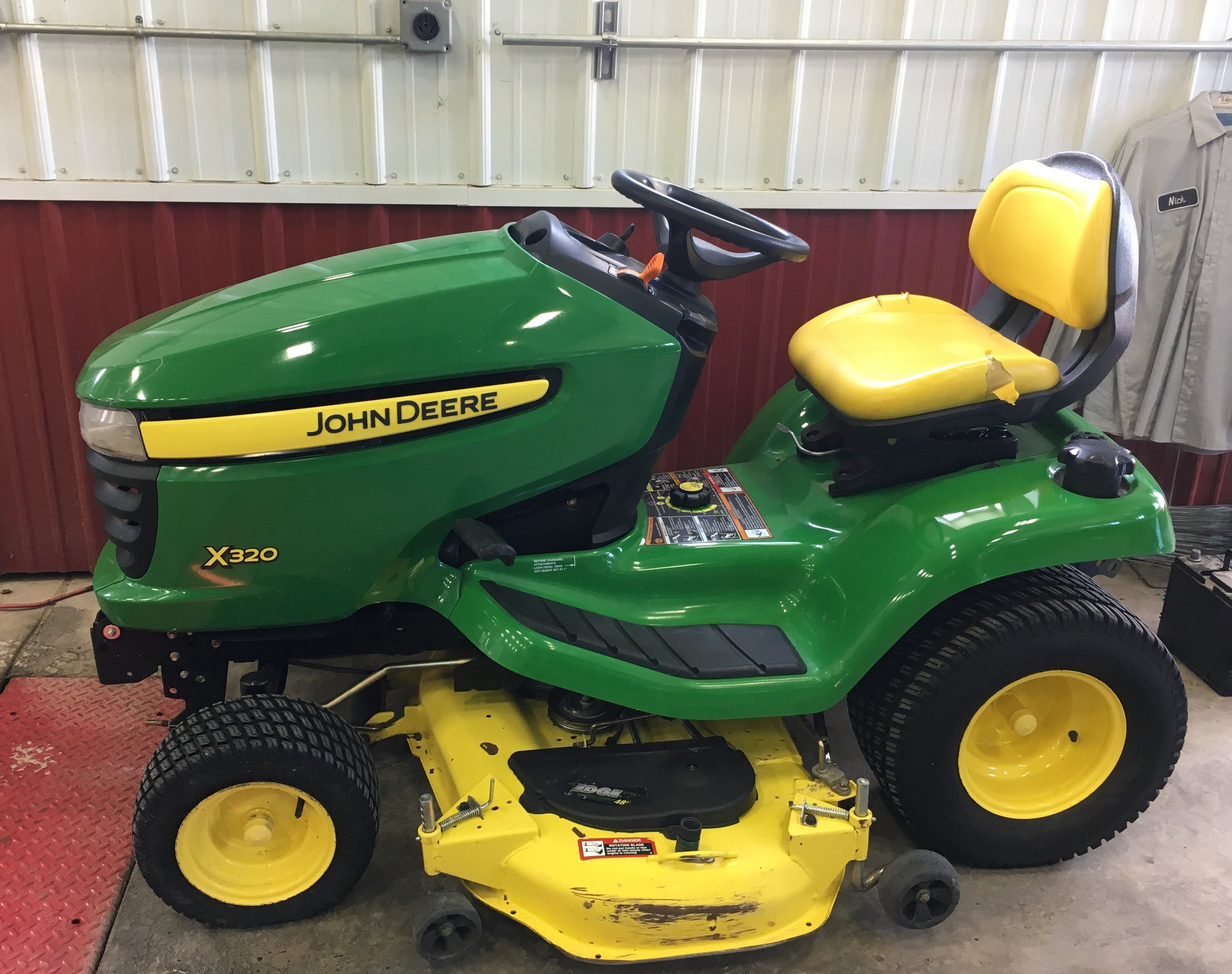 Other - We also offer a number of other types of equipment and products like lawn mowers, bed liners, and more.