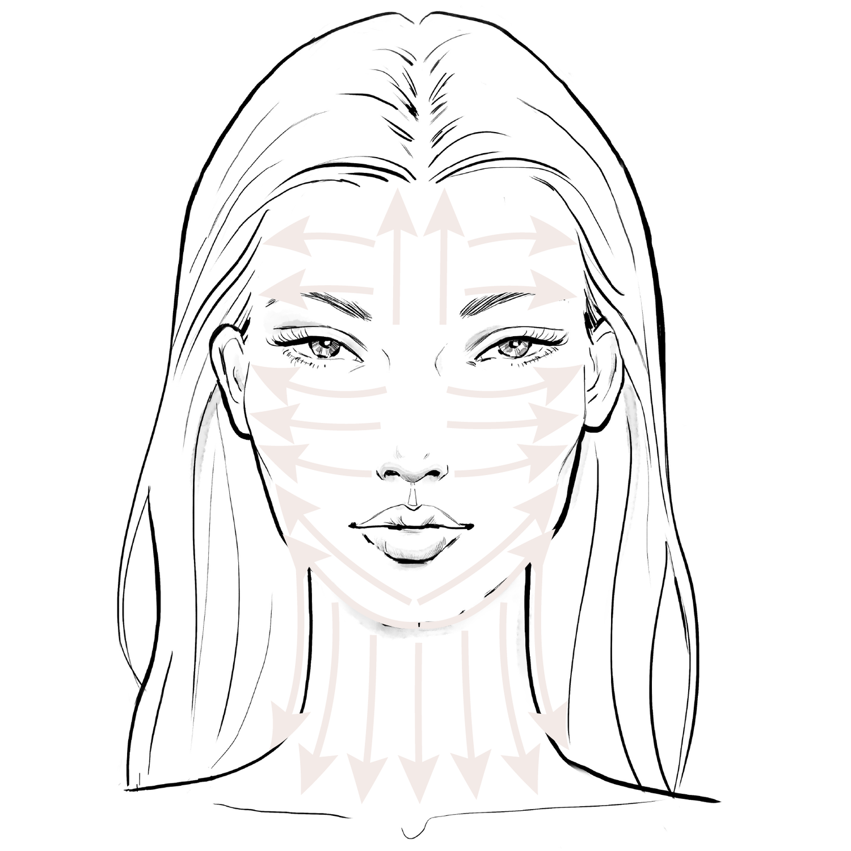 Face Gua Sha Massage