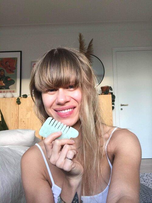 Eva Dögg Rúnarsdóttir | Best Gua Sha Facial Tool
