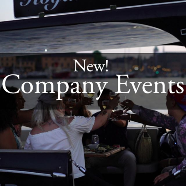 Our second new service this season is called Company Events. Share smiles with your colleagues with our offering of tours especially crafted for work-teams. This is an excellent way of starting or ending a season/project, or just getting to know each other better. You can also have a meeting on board.  Start your booking at solarboats.se!  #visitstockholm  #solliner #teambuilding #conference