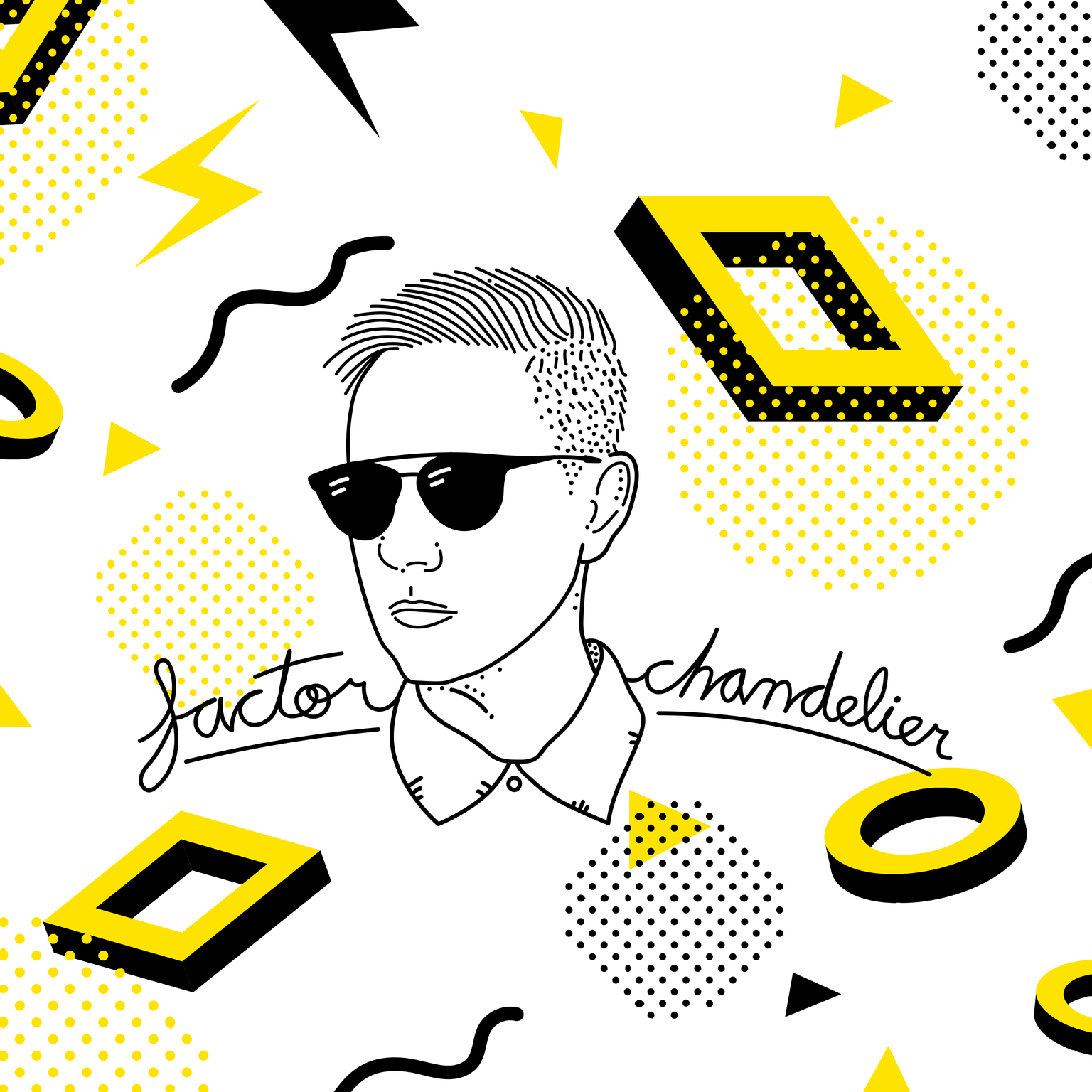 Episode 1 - Factor Chandelier - Sideroad Records / Fake Four