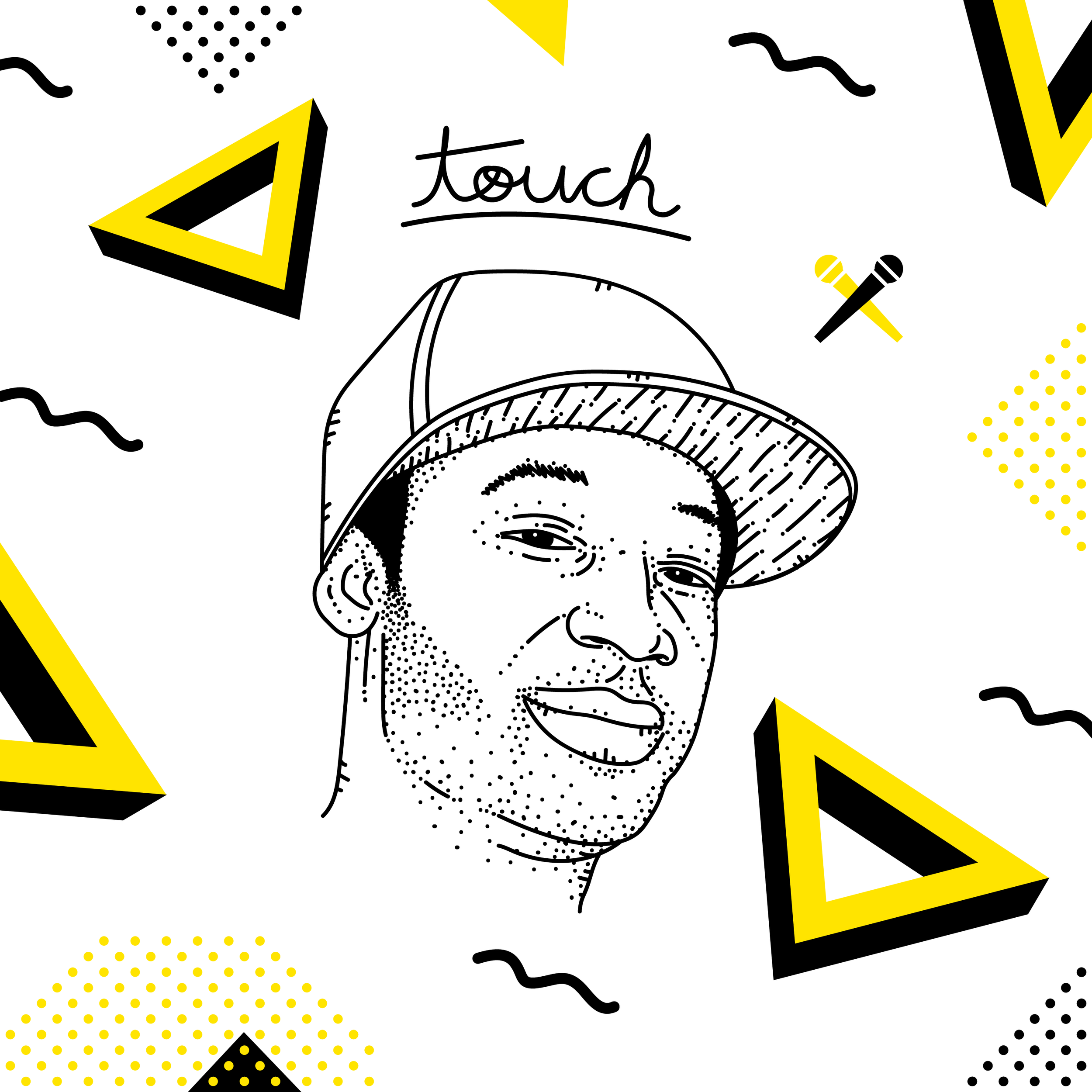 Episode 11 - tOUCH - Up In Arms / Dangerous Goods Collective