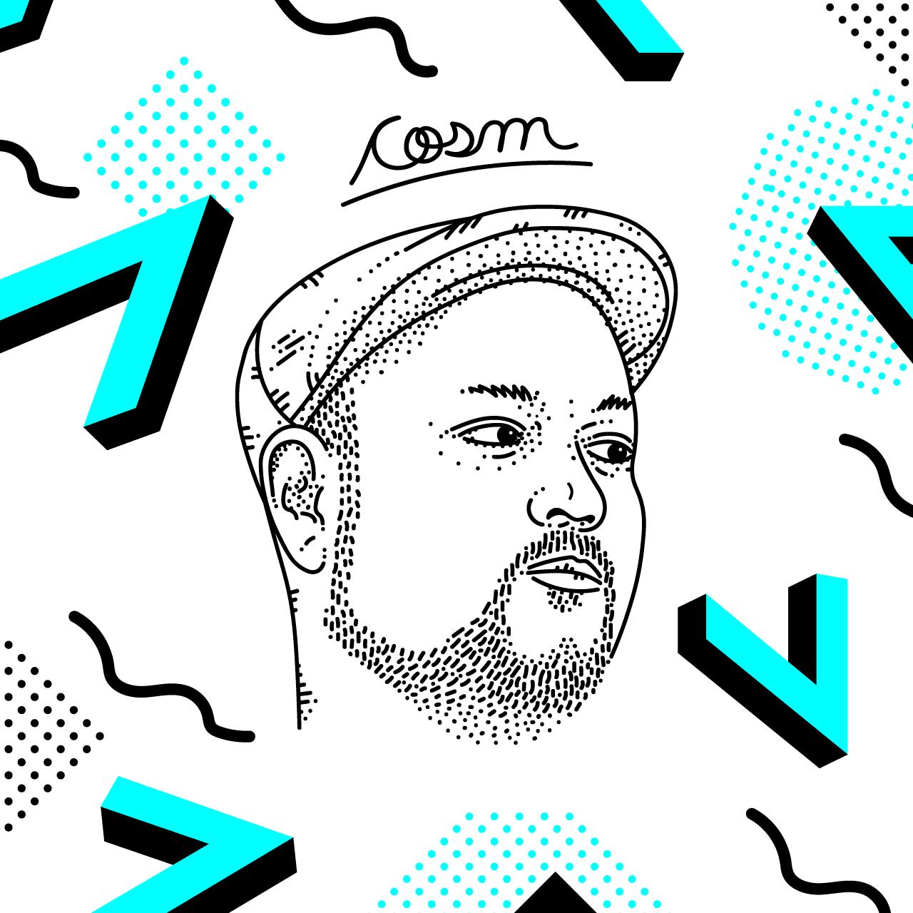Episode 17 - DJ Cosm - Make Believe Records
