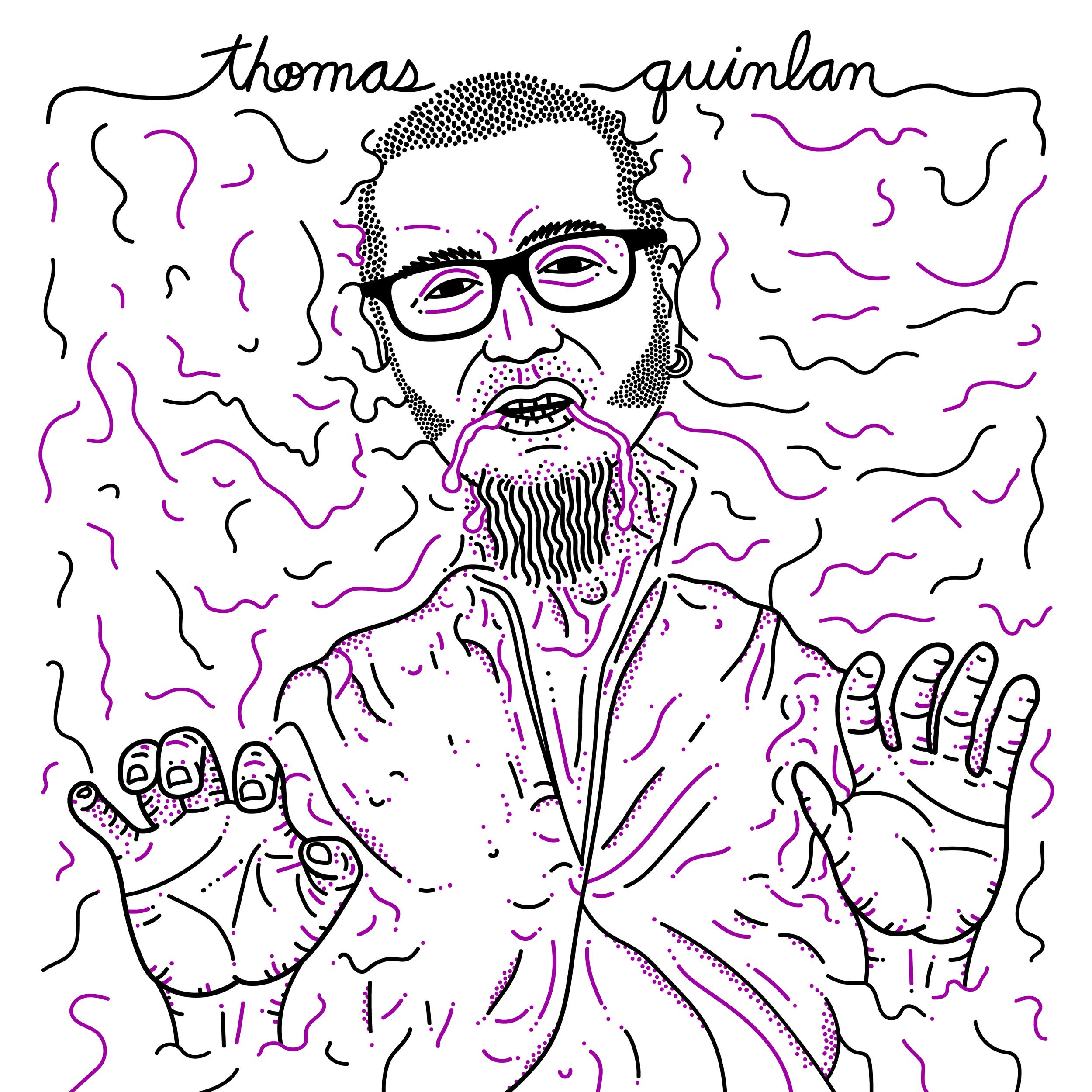 Episode 19 - Thomas Quinlan - Han'Solo Records