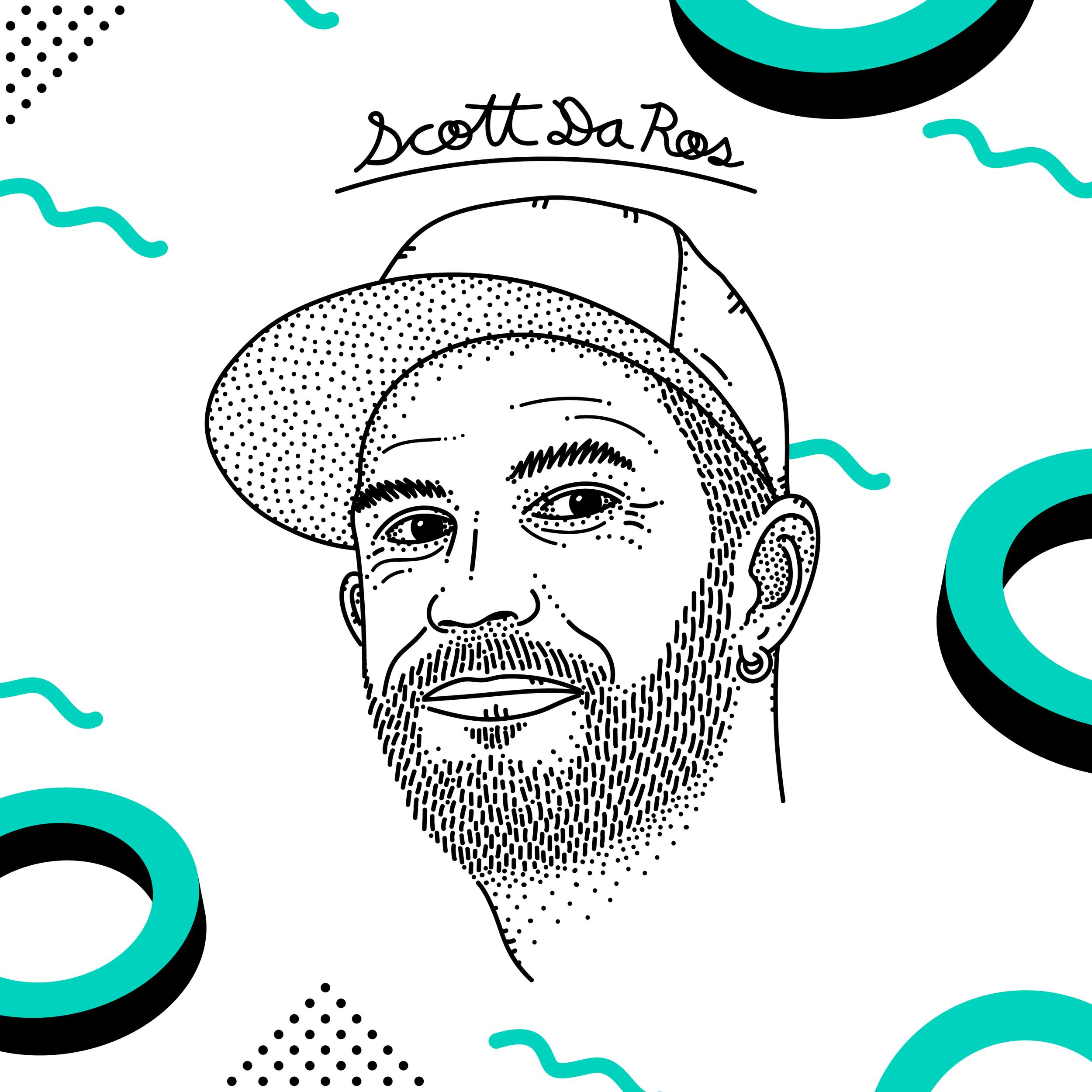Episode 20 - Scott Da Ros - Endemik Records