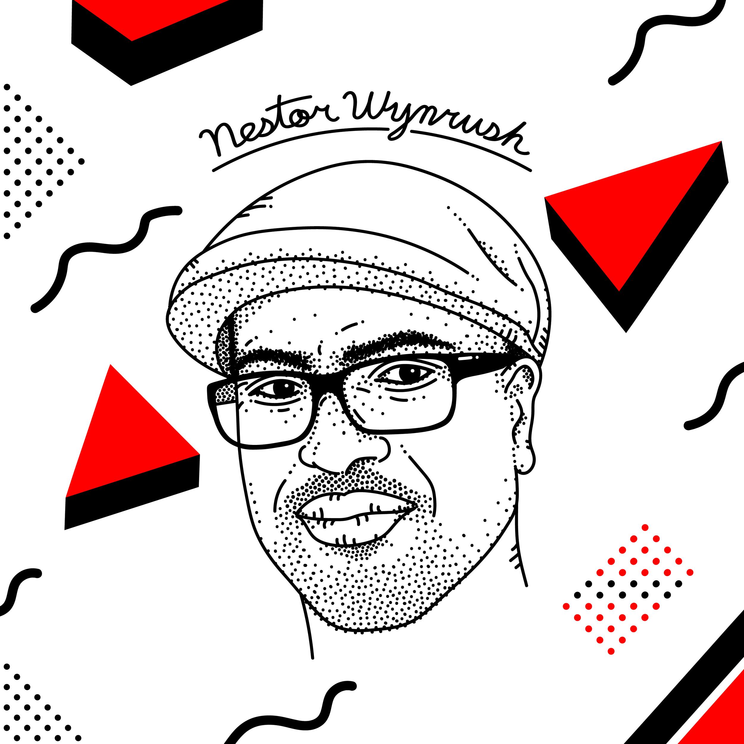 Episode 21 - Nestor Wynrush - Clotheshorse Records