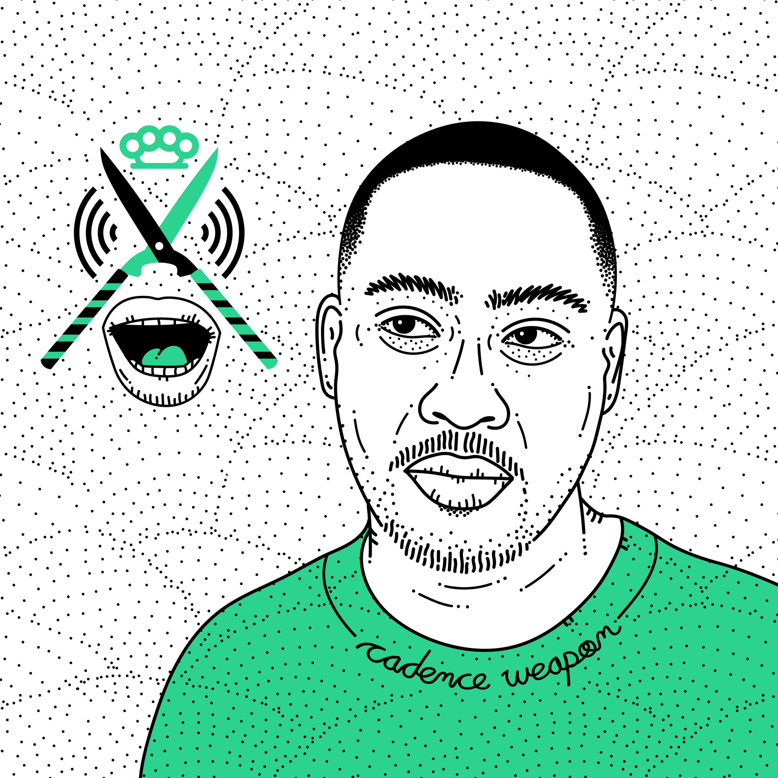 Episode 31 - Cadence Weapon -