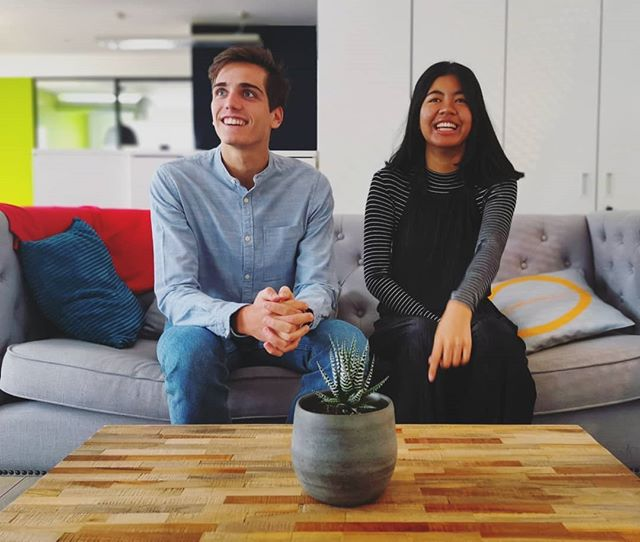 Today we are saying goodbye to our wonderful interns, Amaury and Zara who joined the team for two months working as Insights Analysts. Thank you for all your hard work and efforts; we will miss you and wish you the very best for the future! . . #FMinterns #interns #internship #freemavens #marketingagency #teamwork #startup #digitalagency #londonagency #soho #london #londoninternships