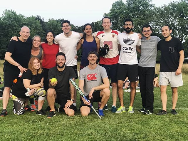 Congrats to our softball team who have done really well during the last game of the season! ⚾ Looking forward to start the new season next year! . . . . . . #freemavens #fmsoftball #softball #softballgame #londonsoftball #beheardpartnership #dreamteam #teamwork #agencylife #digitalagency #londonagency #startuplife #marketing #digitalmarketing #branding #consulting #dataanalysis