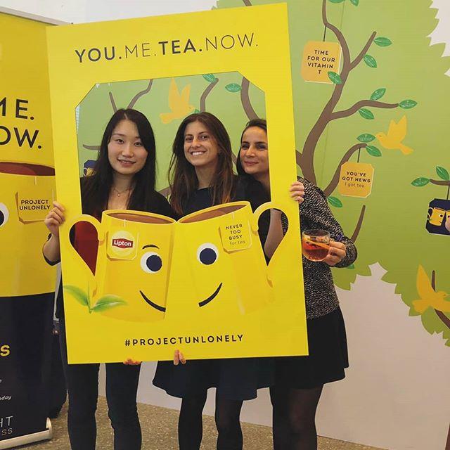 Some of the Freemavens team were back in Rotterdam last week talking all things foods, ice cream and tea with @unilever . . #freemavens #unilever #rotterdam #netherlands #teamwork #projectunlonely #businesstrip #dataanalysis #data #datadriven #marketing #marketingagency #socialmedia #digitalmarketing