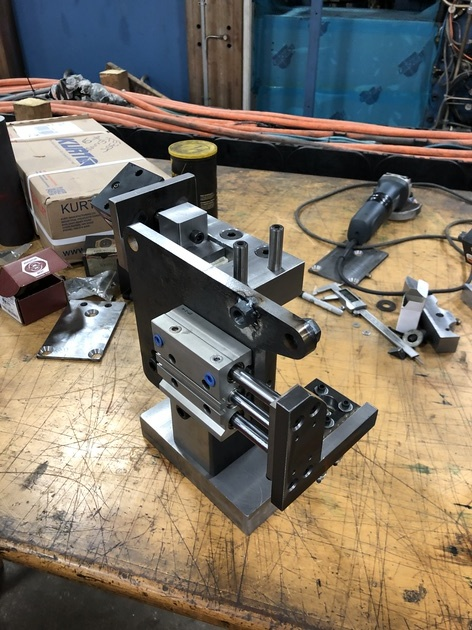 Prototyping robotic system