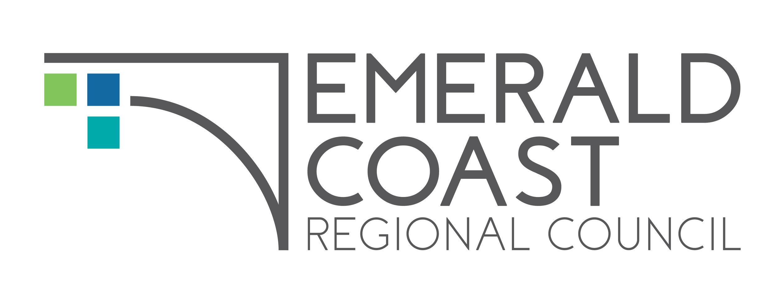 Emerald Cost Regional Council Logo
